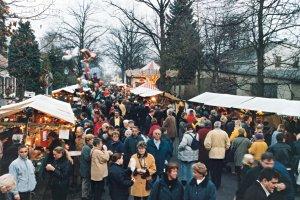 Alt-Buckower Adventsmarkt in Berlin, © Scantinental, Christian Wagner