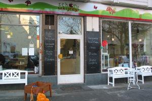 Café schönhausen in Berlin-Pankow
