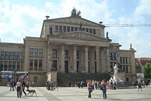 Konzerthaus Berlin, © Antje Griehl
