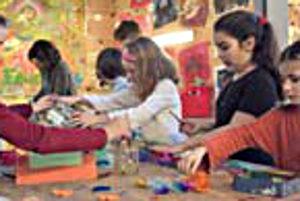 Kindergeburtstag im MACHmit! Museum für Kinder in Berlin