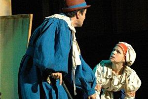 Das Trollkind, © Theater Morgenstern Berlin, Foto: Katrin F. Bischof