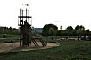 Spielplatz im Seelgraben in Berlin-Marzahn