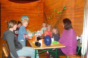 Kindergeburtstag im Piratenland Bonn (c) Piratenland Bonn