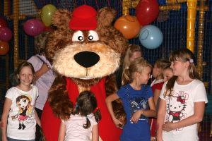 Kindergeburtstag auf dem Indoorspielplatz Rappelkiste in Brandenburg an der Havel