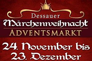 Dessauer Adventsmarkt
