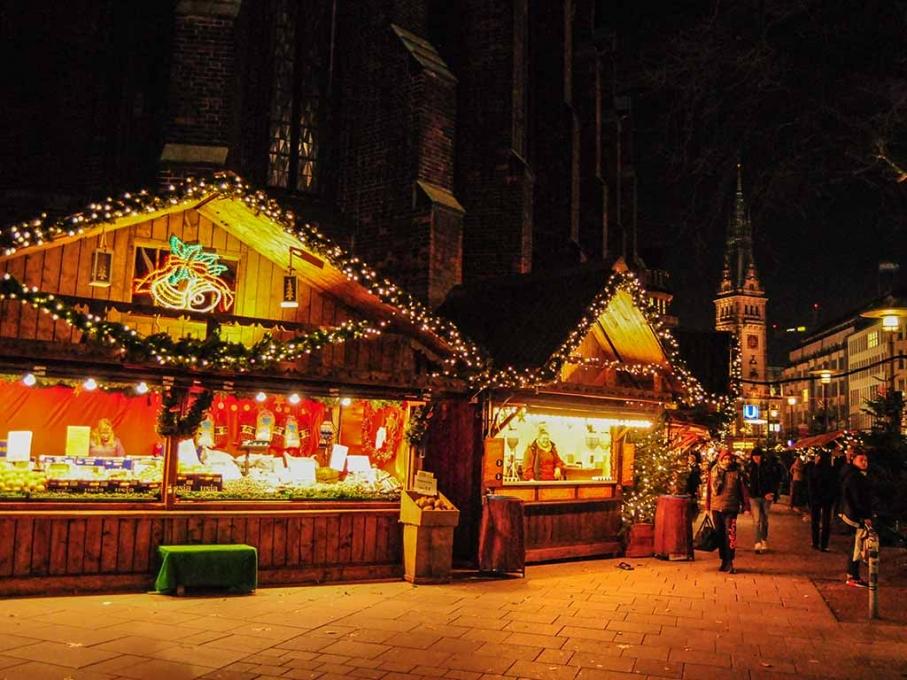 St. Petri Hamburg Veranstaltungen