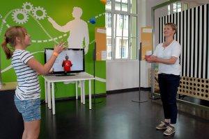 Sommerferien im Pirmasenser Science Center