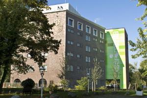 Außenaufnahme experimenta Heilbronn (c) experimenta - Science Center der Region Heilbronn-Franken gGmbH