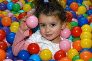 Indoor Spielpark Kids-World in Saarlouis