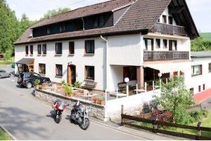"""(c) Hotel-Restaurant """"Im Heisterholz"""" in Birnbach"""