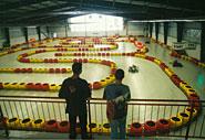 (c) Indoor Superkart GmbH Hemsbach