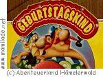 Kindergeburtstag im Abenteuerland Hämelerwald