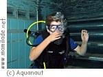 Unterwasser -Kindergeburtstag im Aquanaut Frankfurt