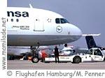 Kindergeburtstag mit Rundfahrt am Flughafen Hamburg