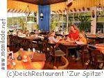 """Friedrichskoog """"Zur Spitze"""" Deichrestaurant"""
