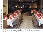 S. V. Eintracht Hannover Clubgaststätte
