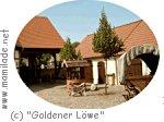 "Burgschänke ""Goldener Löwe"" in  Bad Düben"