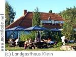 Landgasthaus Klein in Mellenthin