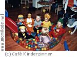 Kinderspielcafé Kinderzimmer in Berlin