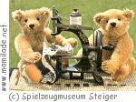 Spielzeugmuseum München Ivan Steiger