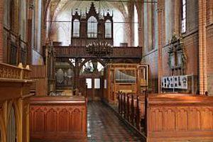 Mecklenburgisches Orgelmuseum Malchow
