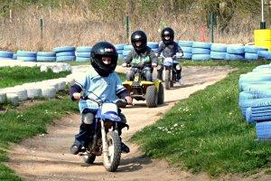 Kindermotorland in Niendorf