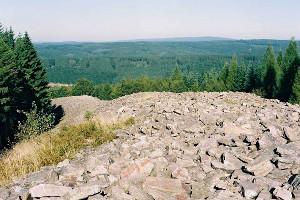 Keltische Ringwall Otzenhausen