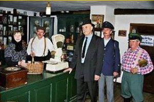 Im Freilichtmuseum Roscheider Hof