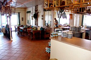 Bauernhofcafé der Schäferei Rolfs in Büsumer Deichhausen