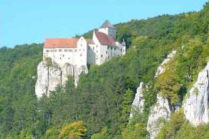 Burg Prunn in Riedenburg im Altmühltal (c) Verwaltung der Befreiungshalle Kehlheim