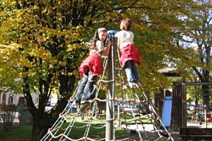 Spielplatz Traunstein