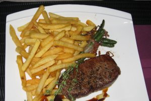 Restaurant Römerkastell Urexweiler (c) alex grom