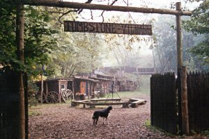 Tombstone Village in Zörbig (c) Tombstone Village