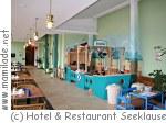 Hotel & Restaurant Seeklause in Trassenheide