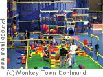 kindergeburtstag in monkey town dortmund mamilade ausflugsziele. Black Bedroom Furniture Sets. Home Design Ideas
