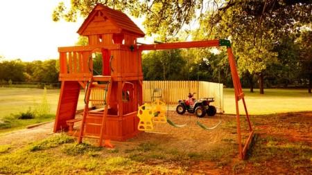 Klettergerüst Garten Kunststoff : Einen spielplatz im garten anlegen u ideen Überblick mamilade