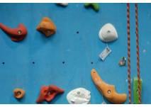 Kindergeburtstag im BigWall Kletterzentrum Ahlen