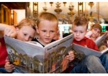 Kindergeburtstag im Albertinum in Dresden