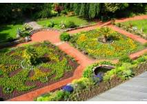 Gartenanlage (c) Botanischer Erlebnisgarten in Altenburg