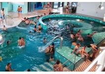 Erlebnisbecken im aqua riese in Bad Staffelstein