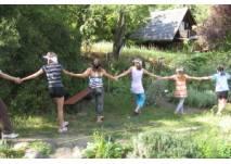 Kindergeburtstag im Haus der Naturpflege in Bad Freienwalde