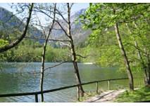 Bad Reichenhall, Wanderung um den Thumsee