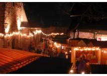 (c) Stadt Bad Vilbel, FB Kultur - Alte Mühle Weihnachtsmarkt in der Burg Bad Vilbel