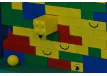 Riesen Lego-Steine