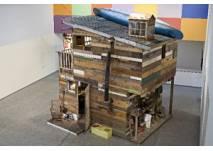 "Ethan Hayes-Chute (*1982, US): ""Hermitage"", Installation, © ArtPod guG"