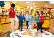 Kindergeburtstag bei Build-A-Bear Workshop® in Berlin