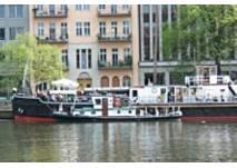 Historischer Hafen Berlin, © Antje Griehl