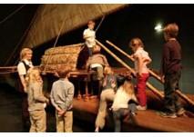 Ein Kindergeburtstag im Museum in Berlin