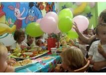 Kindergeburtstag im Kindercafé Wunderland in Berlin