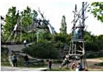 Spielplatz Libertypark in Berlin